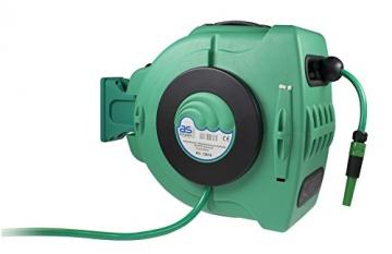 preiswerter automatischer Wasserschlauchaufroller von as - Schwabe